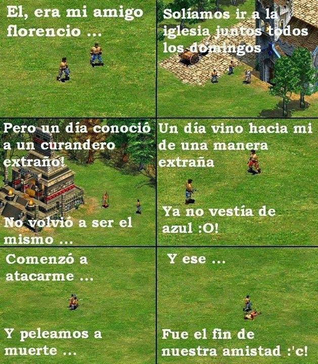 Esto es tan Mother of Age of Empires