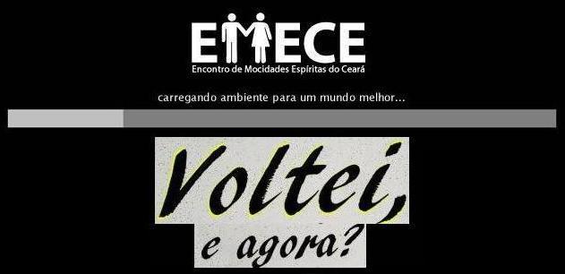 XIII EMECE REENCARNAÇÃO A CIRANDA DA VIDA