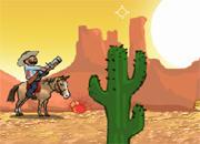 Cowboy VS Aliens