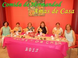 COMIDA AMAS DE CASA 2015