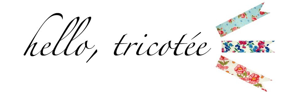 hello tricote