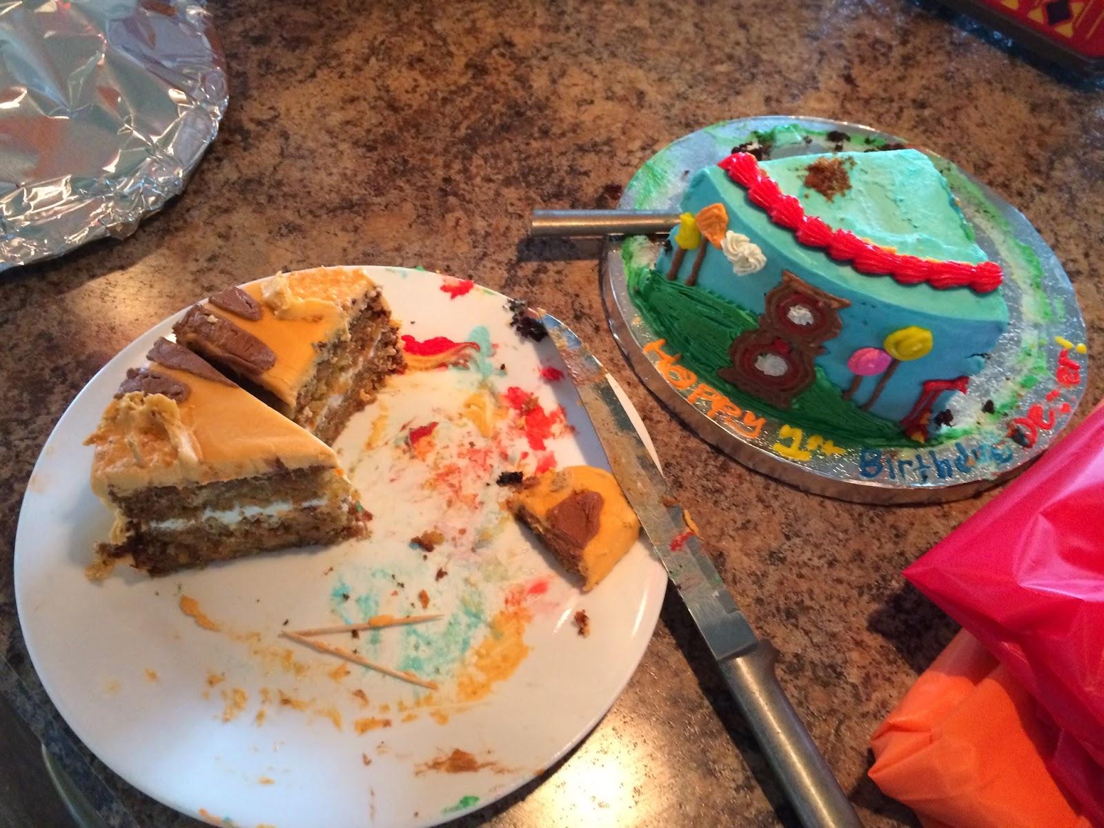A Side Of Cake My Babys 1st Birthday