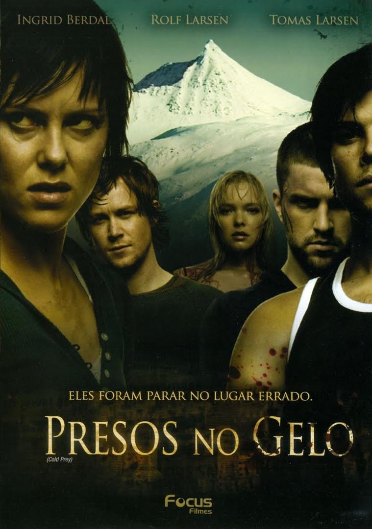 Presos no Gelo – Dublado (2006)