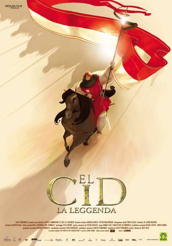 El Cid: The Legend (2003) tainies online oipeirates