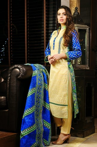 Chikankari Spring Lawn Collection by Alkaram Studio 4