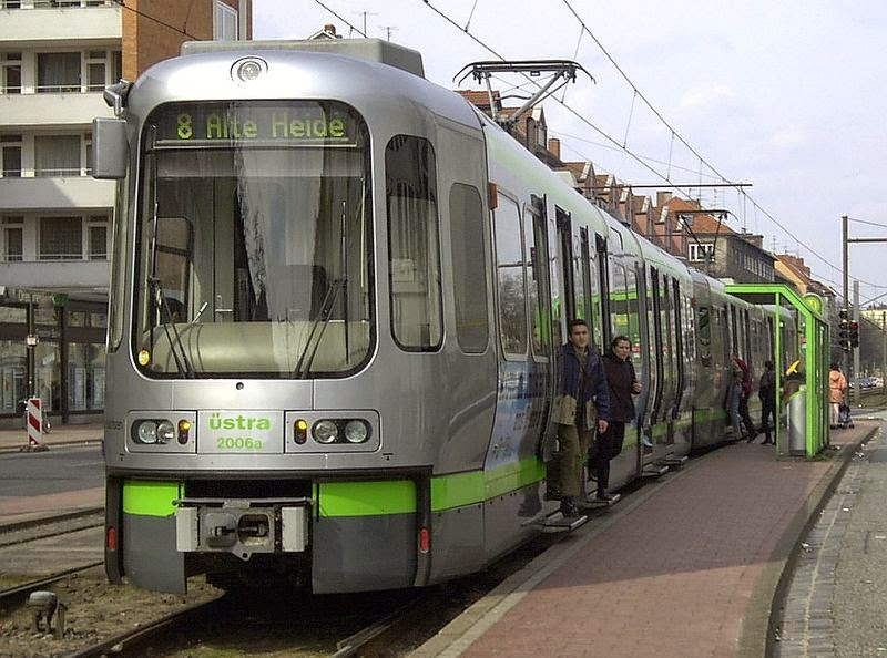 TW 2000 Light Rail
