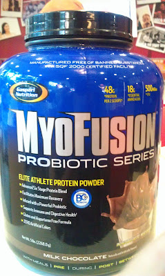 Myofusion Probiotic Whey Protein