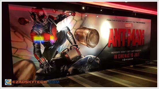 Film Review : Ant-Man