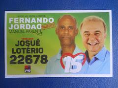 VOTE JOSUÉ LOTÉRIO 22678