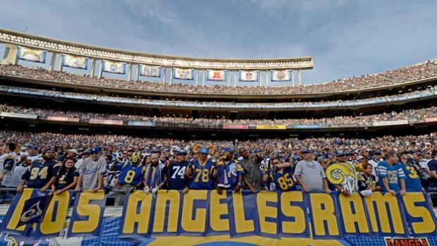 Los Ángeles volverán a tener franquicia en la NFL