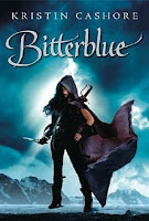 Book cover for Bitterblue by Kristin Cashore