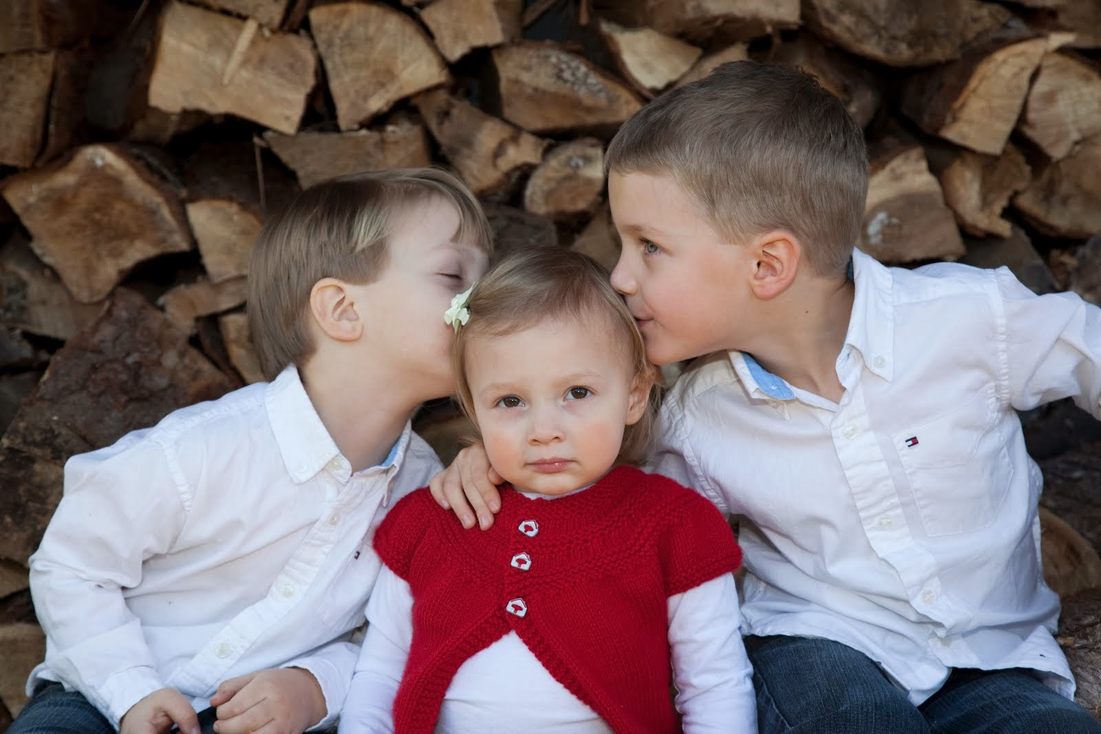 Our Nephews and Niece