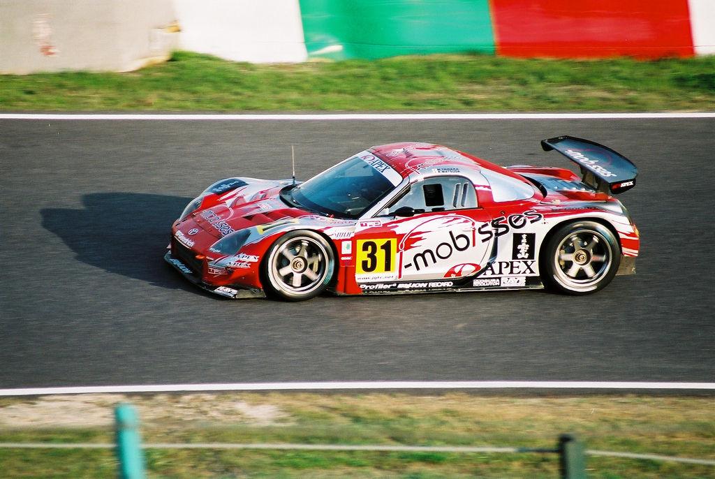 Toyota MR2, roadster, MR-S, MK3, ZZW30, wyścigi, sport, tor wyścigowy, japońskie, rywalizacja, zawody samochodowe, Super GT, JGTC, #31 A'PEX i-mobisess apr