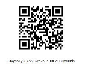 Doação Bitcoin