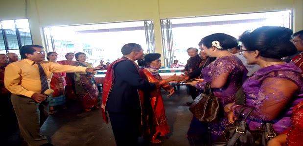 Pesta Pernikahan Bere Ni Suandi Situmorang