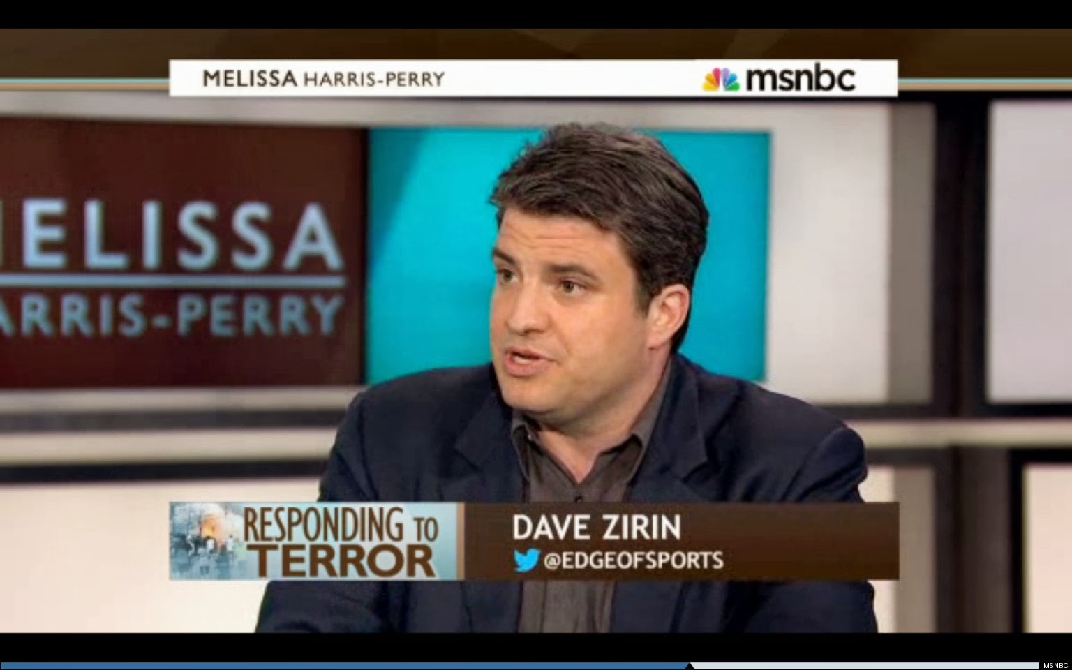 Dave Zirin the blog