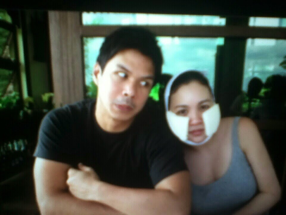 Raymart and Claudine Barretto