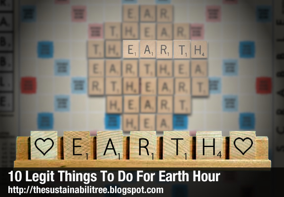 Image of a scrabble board with the word earth spelled out several times