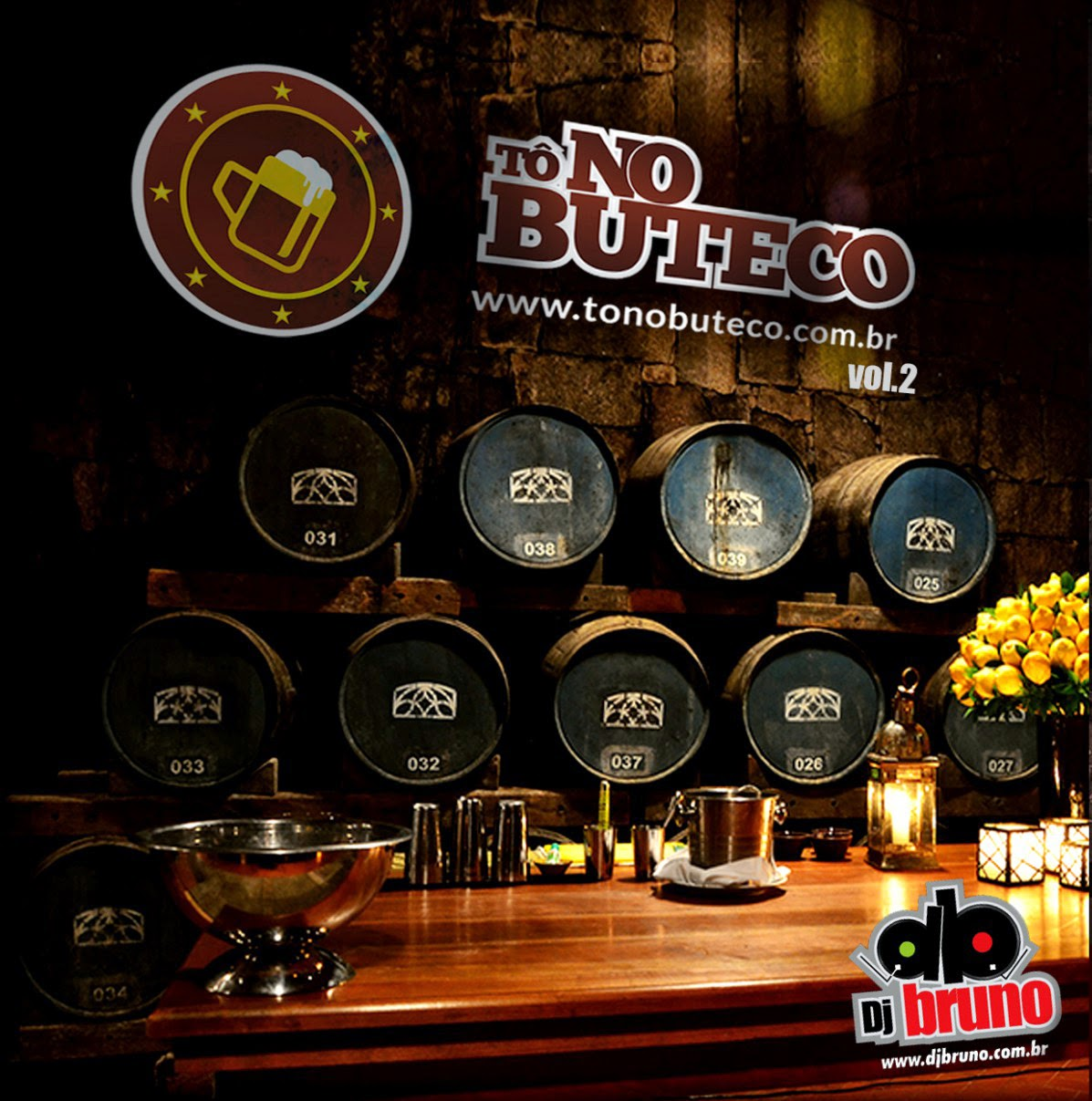 Dj Bruno Granado - T� No Buteco Vol.2
