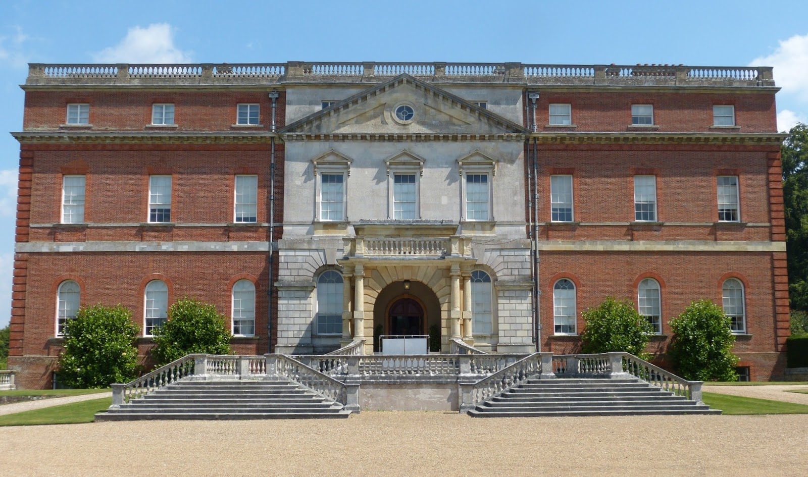 Regency History Clandon Park Remembering The House