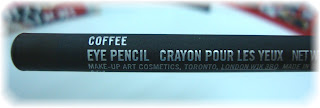 coffee eye pencil MAC