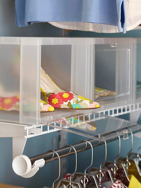 closet simples