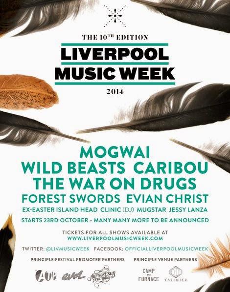 Liverpool Music Week 2014