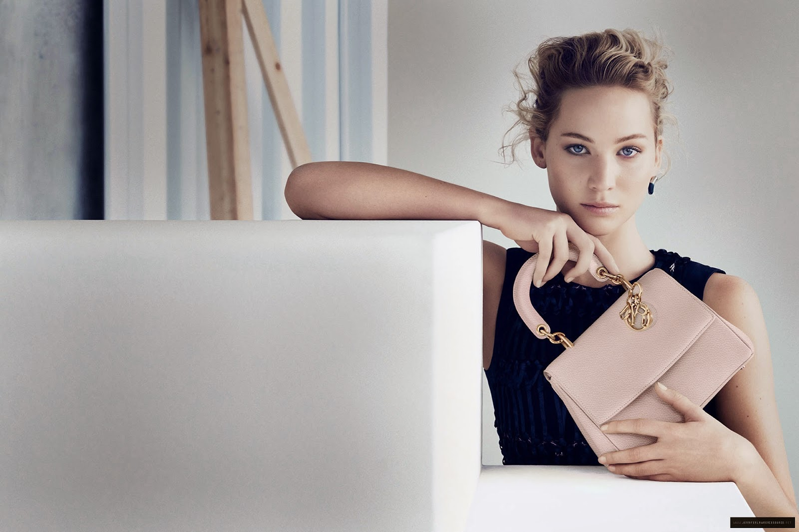 Dior Spring/Summer 2015 Campaign featuring Jennifer Lawrence