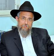 """רב בית הכנסת """"דברי חיים"""" ברמלה כבוד הרב אהרן פרוס"""