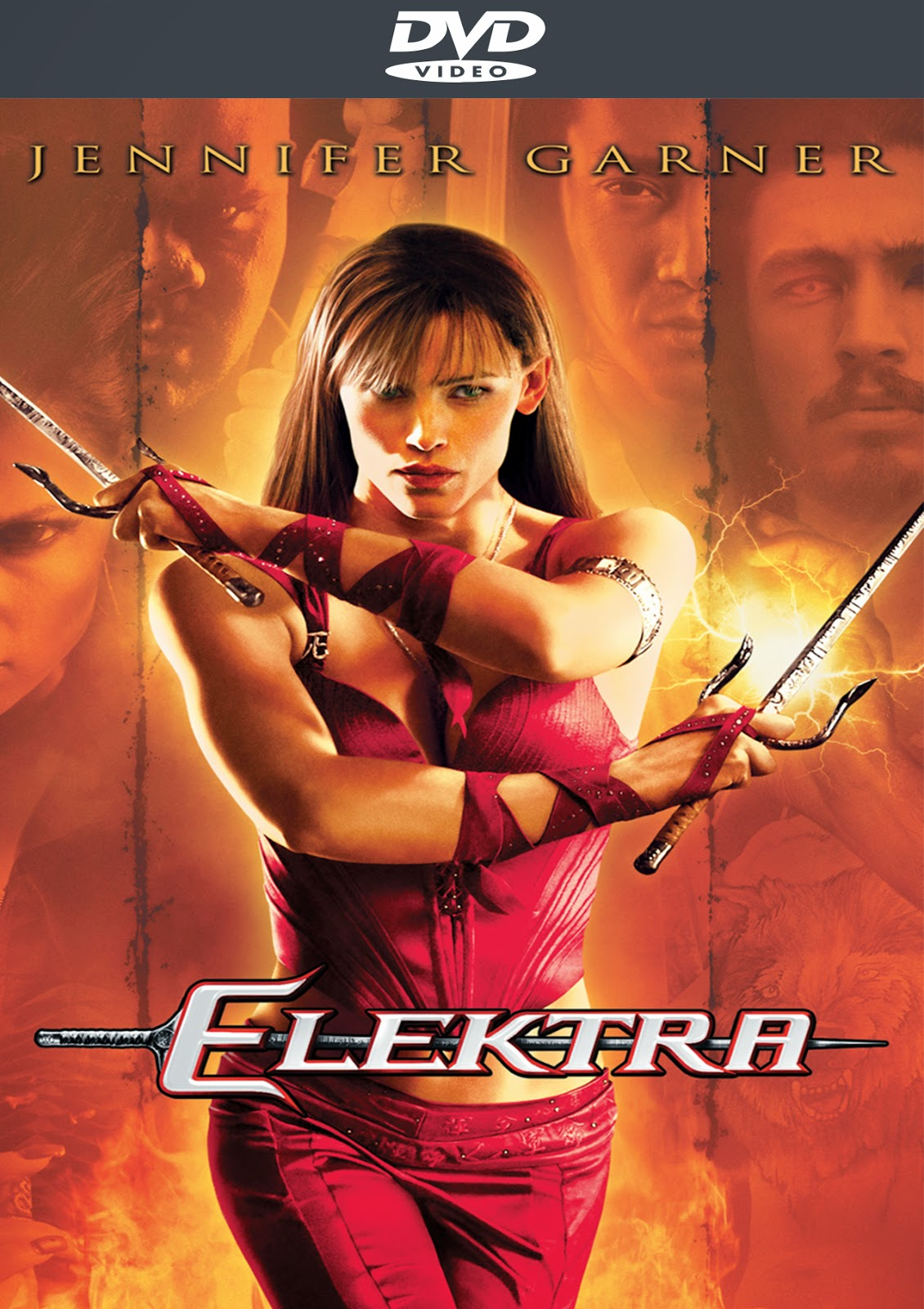 Elektra [2005] [Latino] [DVD Full]