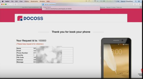 Docoss-X1-A big Flaw in Website Security [Fixed]