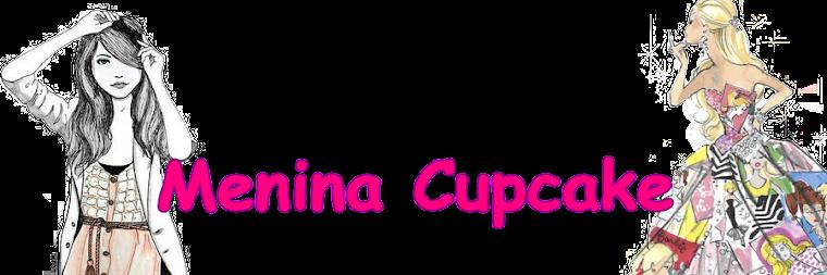 menina cupcake