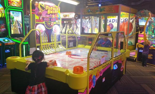 Video Arcades, PacMan Smash