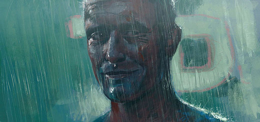 Blade Runner por Portraits