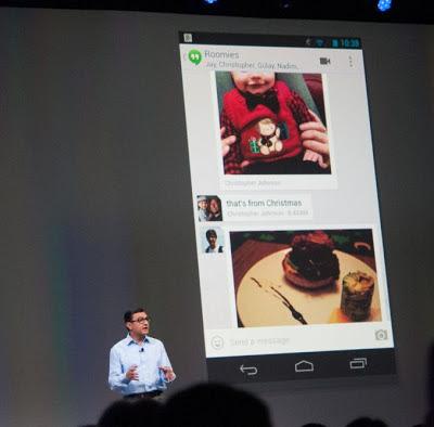 Hangouts standalone app