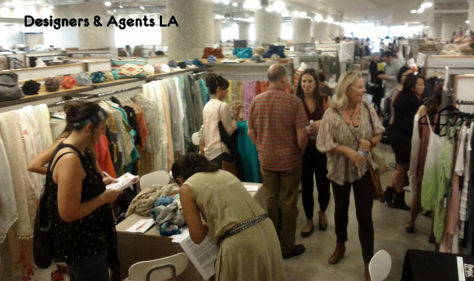 La fashion market week 72