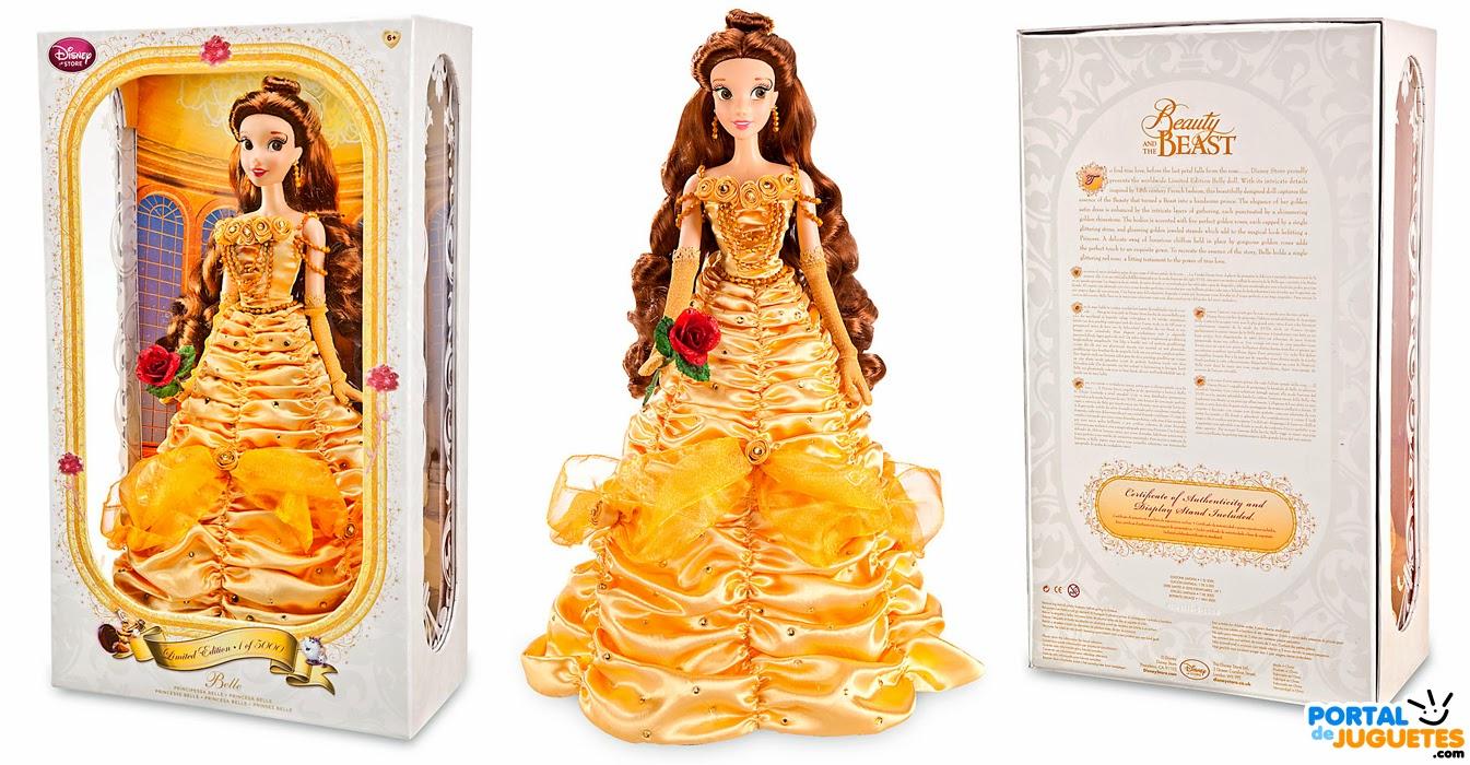 muñeca bella edicion limitada caja