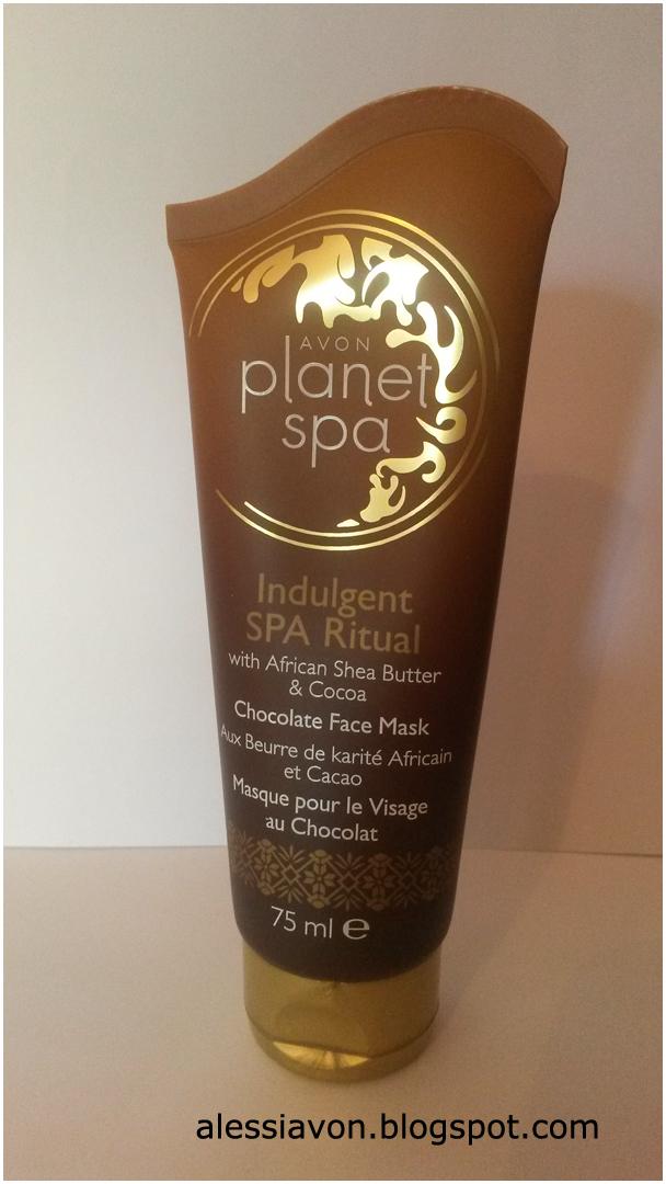 Alessia avon maschera al cioccolato planet spa for Plante salon