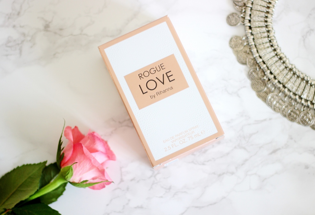 Rihanna Rogue Love Eau de Parfum perfume review