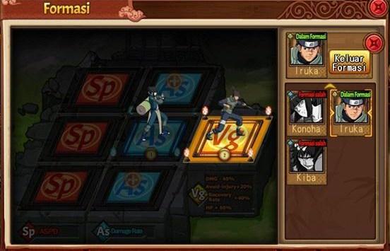 Game Naruto Konoha Heroes Online Terbaru 2015