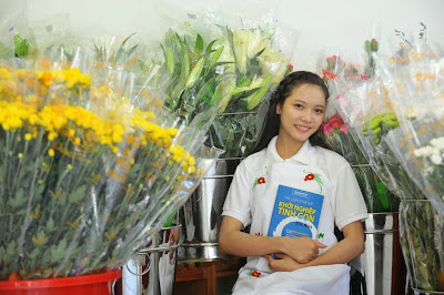 Hoa Yêu Thương - Khởi nghiệp tinh gọn