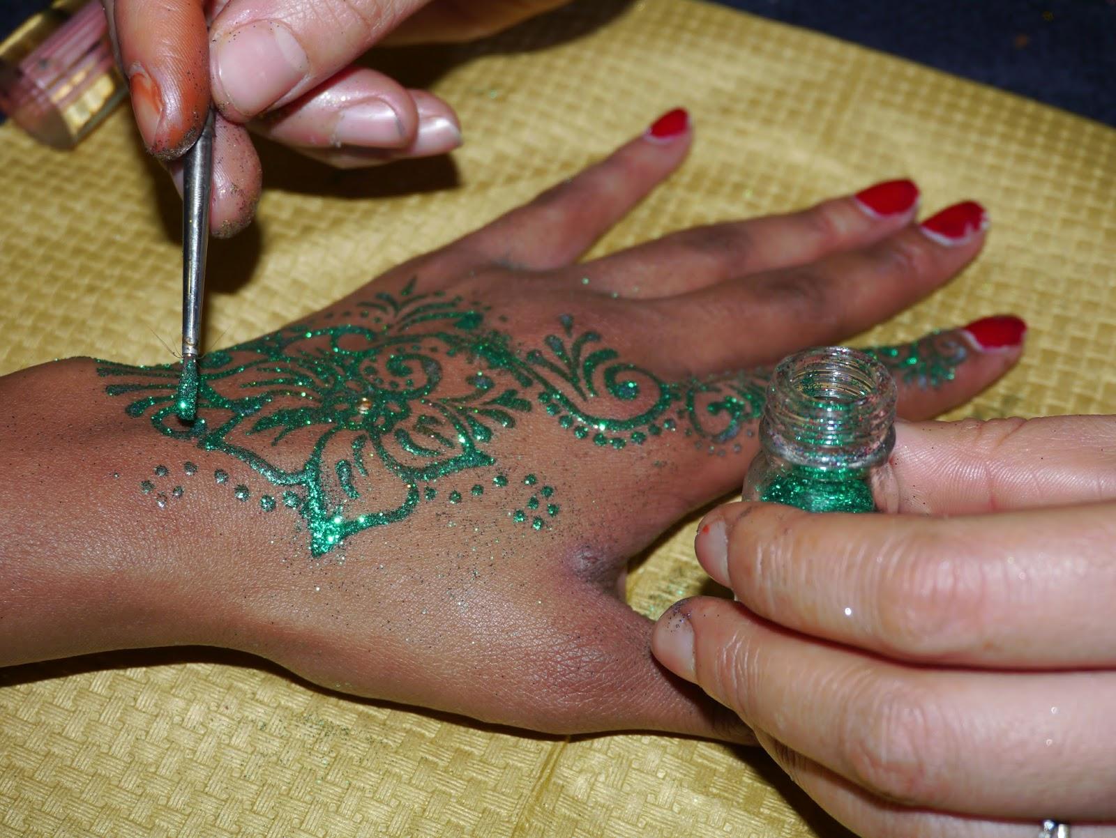 tatouage ephemere paillette - Tatouage éphémère pailleté Tatouage Paillettes Fr tattoo