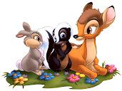 #7 Bambi Wallpaper