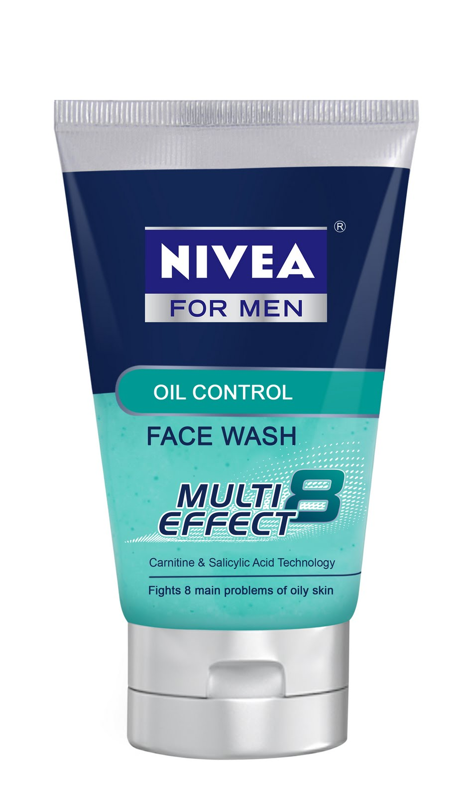 Nivea Men Multi-Effect 8 Oil control Face Wash | erViews ... Nivea Face Wash For Men Oil Control