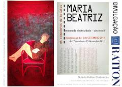"MARIA BEATRIZ ""Os comedores de batatas"""