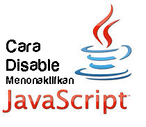Menonaktifkan/Disable Javascript di Mozilla Firefox