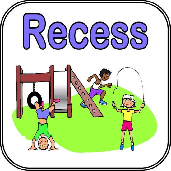 school recess clipart - photo #2