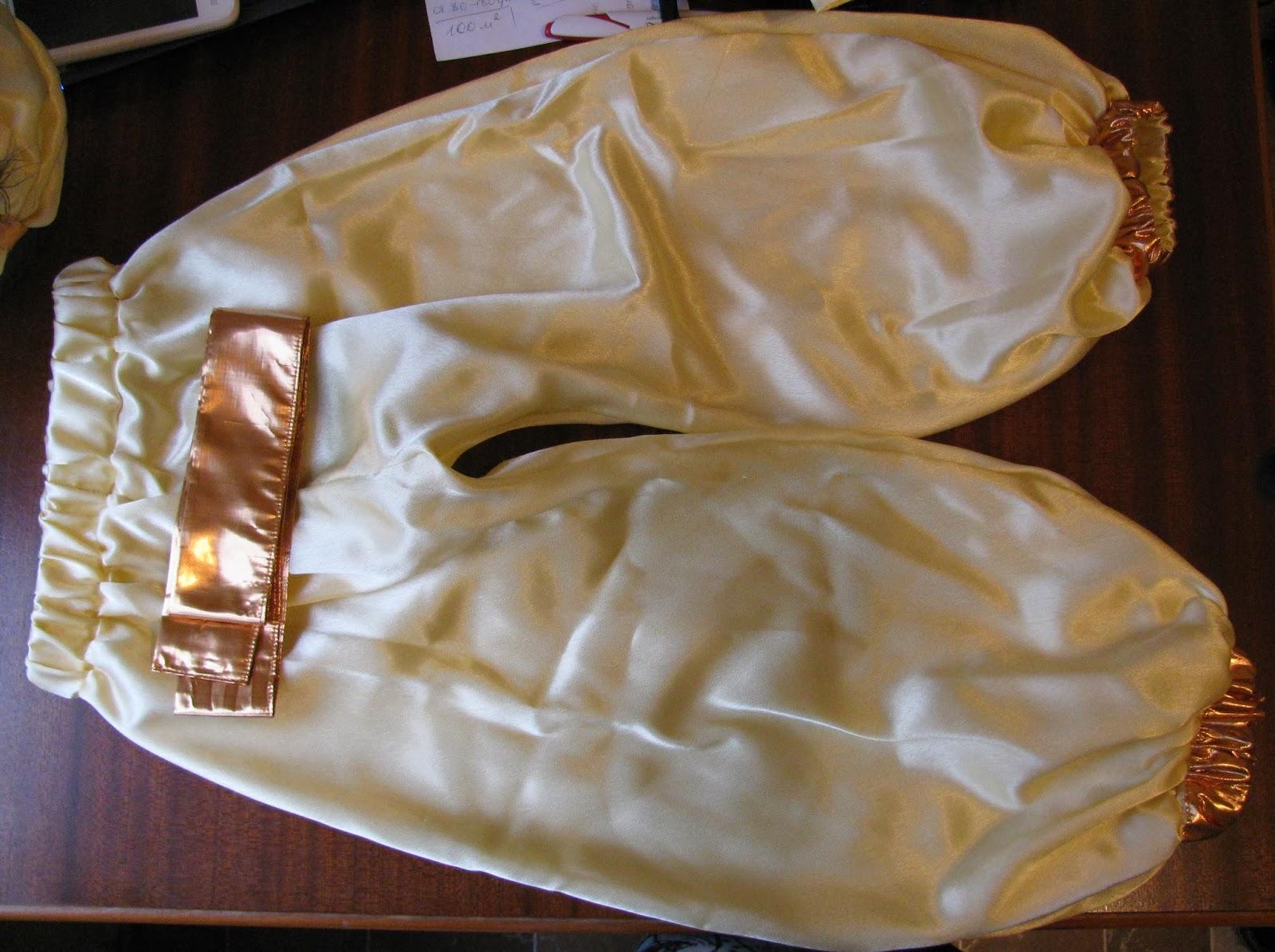 Как сделать костюм султана фото 681
