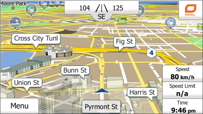iGO My Way Primo v9.6.7.235654 Galaxy S3 PT-BR  Touch Revolution