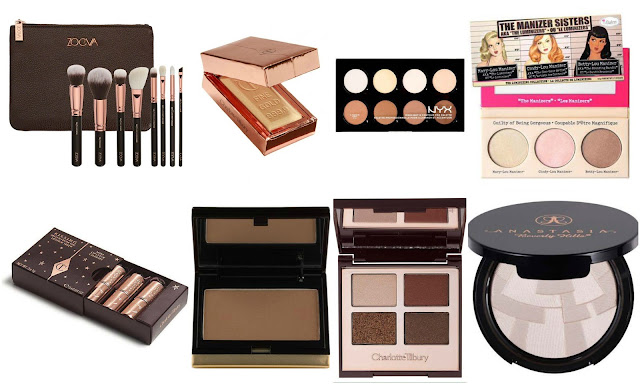 Christmas Beauty Wishlist 2015